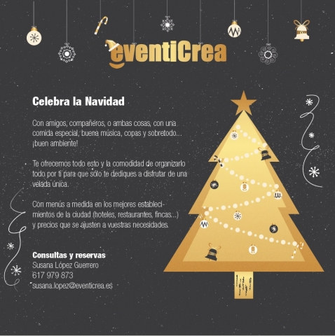 Navidad eventiCrea