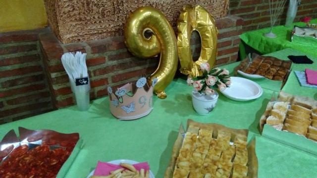 Cumpleaños Tere 7