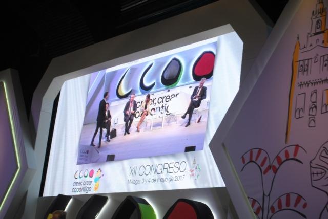 XII Congreso CCOO 4