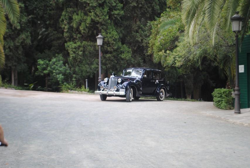 Coche Rolls Royce